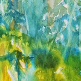 Ellen Levinson - Swamp Abstract