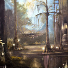 Melissa Herrin - Swamp Life