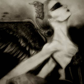 April Wolfe - Swan