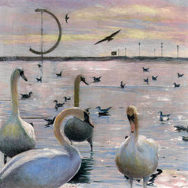 Perry Chow - Swans - 2