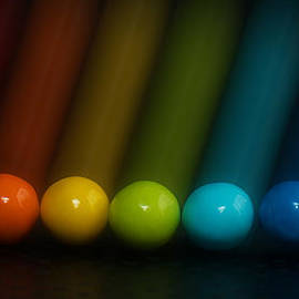Lisa Knechtel - Sweet Candy Rainbow