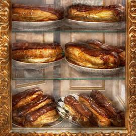 Mike Savad - Sweet - Eclair - Chocolate Eclairs