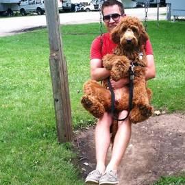Dublyn Slobodnik - Swinging With Dad!