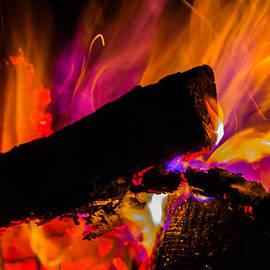 Kathy Liebrum Bailey - Swirl Of Flames
