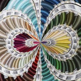 Jean Noren - Swirls of Thread