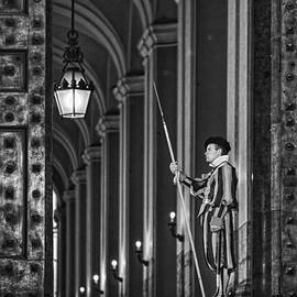 Erik Brede - Swiss Guard