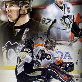 Mike Oulton - Sydney Crosby