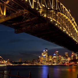 Miroslava Jurcik - Sydney Harbour Bridge
