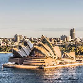 Carlos Cano - Sydney Opera House