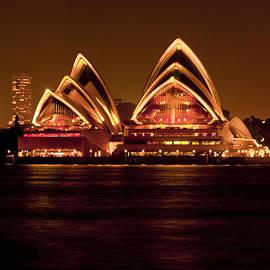 Miroslava Jurcik - Sydney Opera House