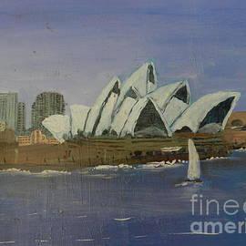 Pamela  Meredith - Sydney Opera House