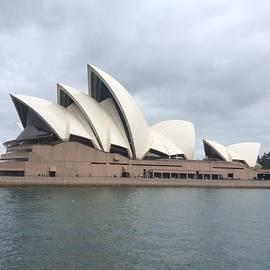 Pat Purdy - Sydney Opera house