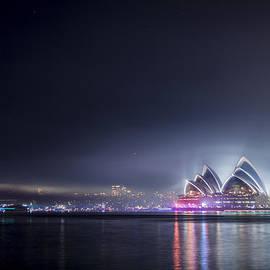 Rick Drent - Sydney Opera House