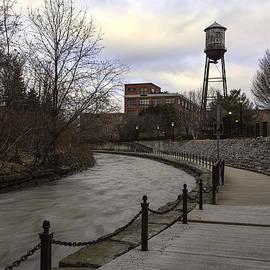 Everet Regal - Syracuse Creekwalk