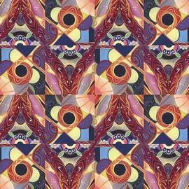 Helena Tiainen - T J O D Tile Variations 12