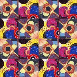 Helena Tiainen - T J O D Tile Variations 14