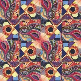 Helena Tiainen - T J O D Tile Variations 15