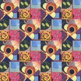 Helena Tiainen - T J O D Tile Variations 9