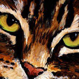 Deborah Verhoeven - Tabby Cat