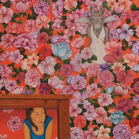 Neda Jokar - Table  flower  plus fairy