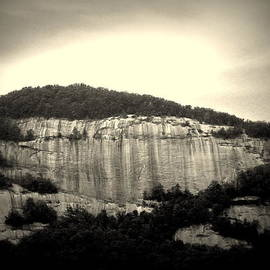 Kathy Barney - Table Rock in South Carolina