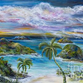 John Garland  Tyson - Tahiti resort