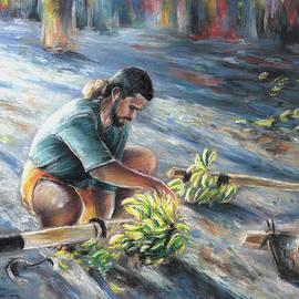 Miki De Goodaboom - Tahitian Banana Carryer