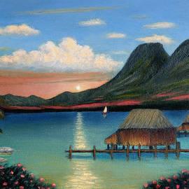 Gordon Beck - Tahitian Sunset