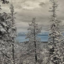 Bruce Friedman - Tahoe Blue - Lake Tahoe - Nevada