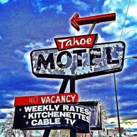 Alison Webster - Tahoe Motel, Hope Never Ta Stay Here!