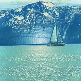 Lorna Kay - Tahoe Sailing 3 D