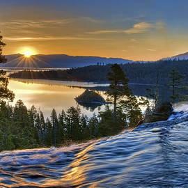 Maria Coulson - Tahoe Sunrise