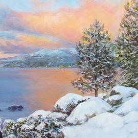 Donna Tucker - Tahoe Winter Colors