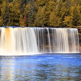 Dan Sproul - Tahquamenon Falls In Autumn