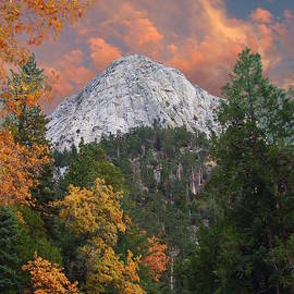 Glenn McCarthy Art and Photography - Tahquitz Peak - Lily Rock
