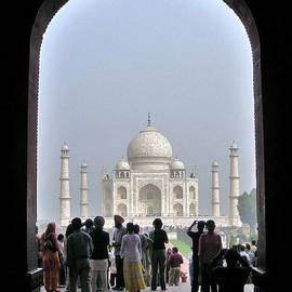 Kim Bemis - Taj Mahal 2 - Agra India
