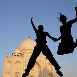 Isabel Poulin - Taj Mahal