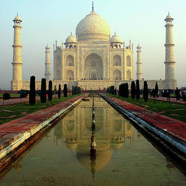 Jacqi Elmslie - Taj Mahal
