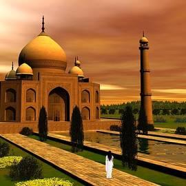 John Pangia - Taj Mahal