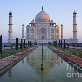 Robert Preston - Taj Mahal Reflection