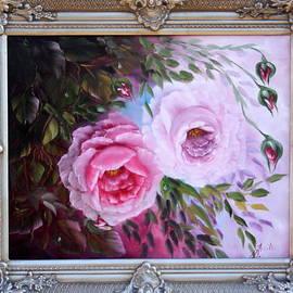 ILONA ANITA TIGGES - GOETZE  ART and Photography  - Tales of Roses