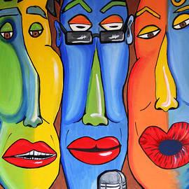 Vickie Scarlett-Fisher - Talking Heads