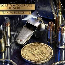 Gary Yost - Tampa Police St Michael