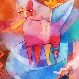 Lutz Baar - Tango Cat Cubic