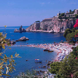 Dany  Lison - Taormina Beach