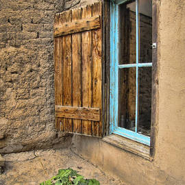 Ann Powell - Taos Window