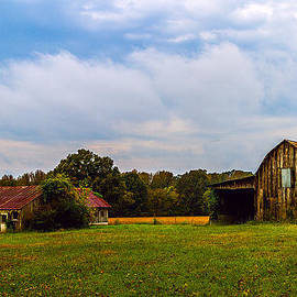 Barry Jones - Tate Country Barns - Rural Landscape