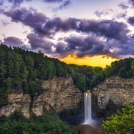 Mark Papke - Taughannock Falls at Dusk