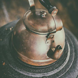 Karol  Livote - Tea Kettle