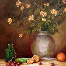Anne Barberi - Tea Roses And More